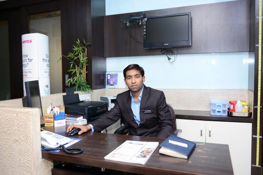 Kalyan Chest Centre Vadodara Gujarat